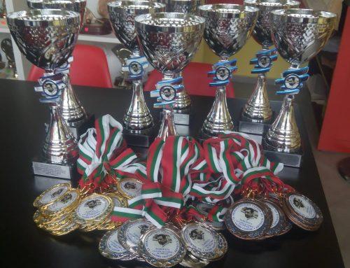 """Купи и медали за турнир """"Замората"""""""