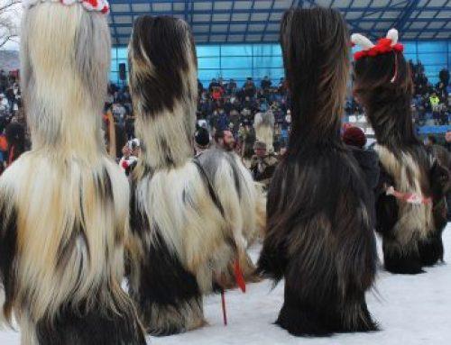 Изработихме наградите за фестивала Симитлия -древната земя на кукерите